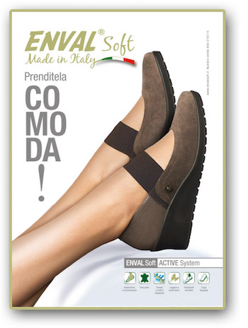 100% authentic bc0a4 dd682 Negozi e Rivenditori scarpe Enval Soft | Negozi di Scarpe