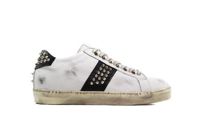 negozi rivenditori scarpe leather crown