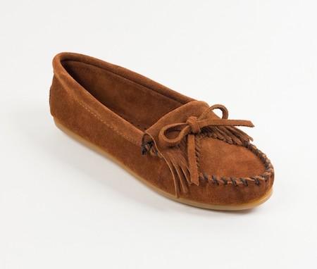 negozi rivenditori scarpe minnetonka