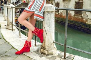 rivenditori scarpe L'Estrosa